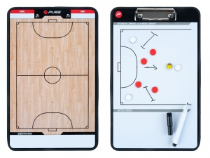 Pure2Improve coachboard zaalvoetbal 35 x 22 cm