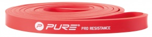 Pure2Improve Pro weerstandsband Medium rood