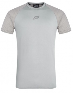 Pursue Fitness sportshirt Breatheasy 3.0 heren grijs