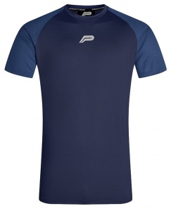 Pursue Fitness sportshirt Breatheasy 3.0 heren navy