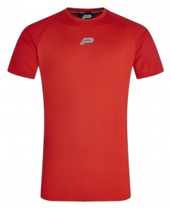 Pursue Fitness sportshirt Breatheasy 3.0 heren rood