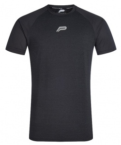 Pursue Fitness sportshirt Breatheasy 3.0 heren zwart