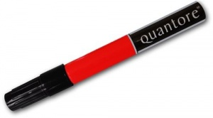 Quantore Whiteboardmarker Black