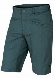 Rafiki outdoor short Crux mens cotton green