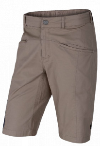 Rafiki outdoor short Crux mens cotton taupe