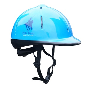 Red Horse ruitercap Rider junior blauw