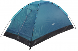 Redcliffs 2 persoons tent blauw 200 x 120 x 100 cm