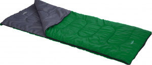 Redcliffs sleeping bag green 175 x 74 x 180 cm