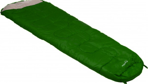 Redcliffs sleeping bag green 50 x 230 x 80 cm