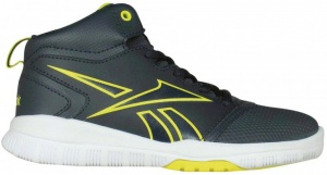Reebok basketbalschoenen Own The Court junior zwart