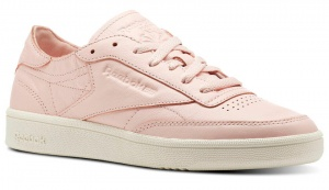 Reebok Baskets Club C 85 DCN Mesdames rose