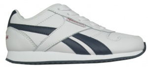 Reebok Sneakers Royal CL Junior Wit/Blauw