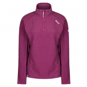 Regatta fleece sweater Montes ladies dark pink