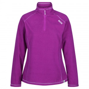 Regatta fleece sweater Montes ladies purple