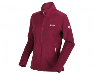 Regatta Fleecevest dames polyester bordeaux maat 50