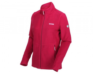 Regatta fleecevest ladies polyester red size 48