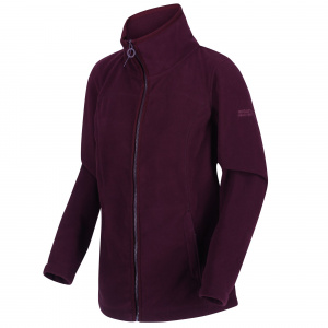 Regatta fleecevest Fayona dames polyester bordeaux