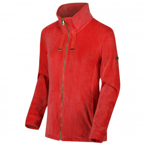 Regatta fleece Odeliavest ladies red