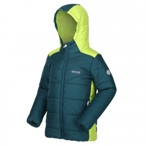 Regatta jas Lofthouse IV junior polyester groen