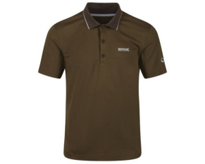 Regatta poloshirt Maverick V Active heren  legergroen