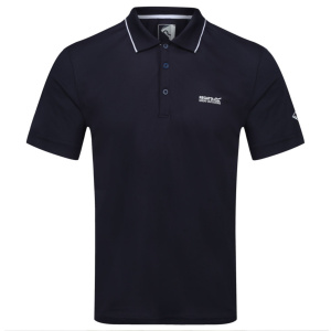 Regatta poloshirt Maverick V Active heren navy