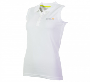 Regatta mouwloze top dames 100% polyester wit