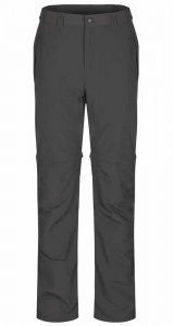 Regatta outdoor-Hose Leesville Zip-Off Herren grau