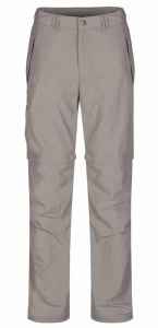Regatta outdoor-Hose Leesville Zip-Off Herren beige