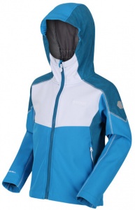 Regatta outdoor-Jacke Acidity IV Jungen Polyester blau