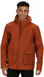 Regatta outdoor-Jacke Bazyl II Herren Polyester orange