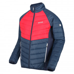 Regatta outdoor jacket Halton IV men's polyamide blue/red