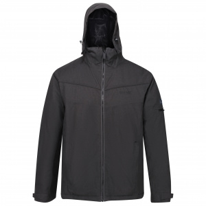 Regatta outdoorjas Highside V heren polyester zwart