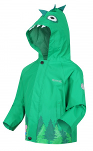 Regatta outdoor-Jacke Peppa Pig junior grün Polyester