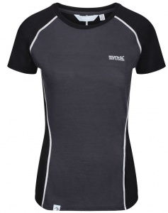 Regatta sports shirt Tornell II women's merino wool/polyester