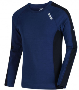 Regatta thermoshirt Beru merino/polyester navy