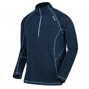 Regatta thermoshirt Yonder men's polyester dark blue