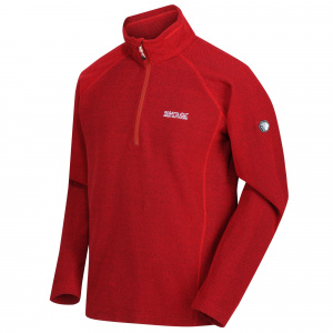 Regatta outdoor-Trikot Kenger Herren Fleece rot