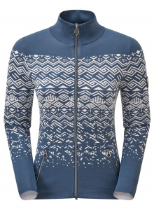 Dare 2B cardigan Swarovski Lucent ladies synthetic blue