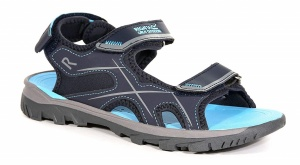 Regatta walking sandals Kota Driftladies navy/blue