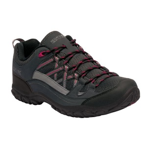 Regatta hiking shoe Edgepoint II low ladies black