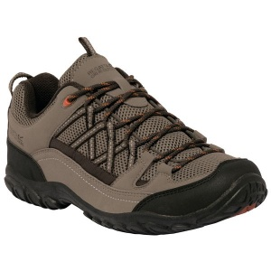 Regatta hiking boots Edgepoint II Low men brown