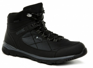 Regatta hiking boots Highton mens polyester black