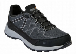 Regatta hiking boots Samaris mens polyester grey