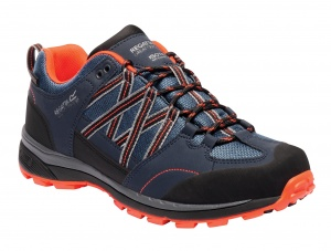 Regatta hiking Samaris Lowboots men blue/orange
