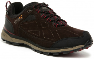 Regatta wandelschoenen Samaris Suede Low heren bordeaux