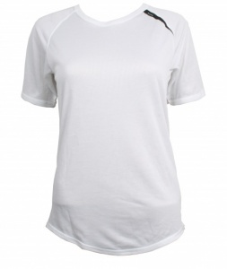 Rono Thermoshirt dames wit