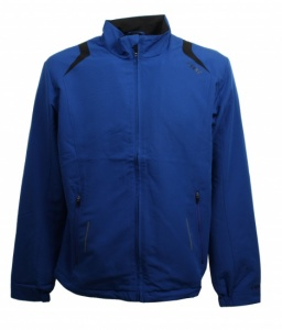 Rono Trainingsjack heren blauw