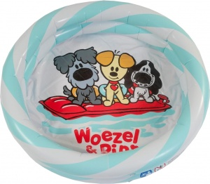 Rubo Toys Woezel And Pip baby bath 80 cm