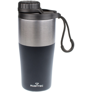 Rubytec insulating cup Bigshot350 ml stainless steel black