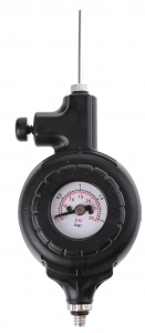 Rucanor baldrukmeter 0-30 psi und 0-2 bar